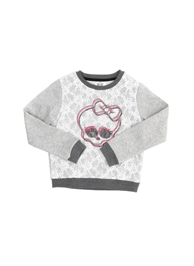 Monster High Sweatshirt Gri